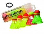 Lotki do Speed badmintona Speedminton MixPack 5szt