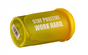 Shaker Olimp Stay Positive Work Hard 500ml