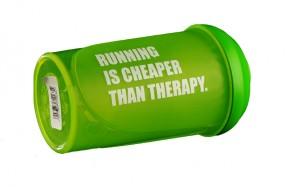 Shaker Olimp Running Is Cheaper Than Therapy 500ml
